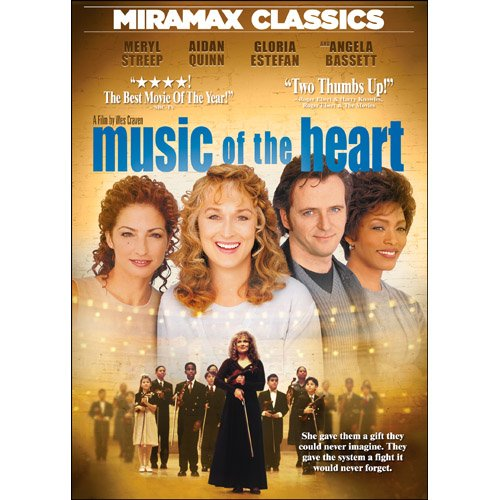 Music of the Heart featuring Meryl Streep