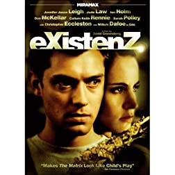 Existenz featuring Jude Law