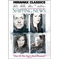 The Shipping News featuring Kevin Spacey