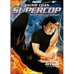 Supercop featuring Jackie Chan