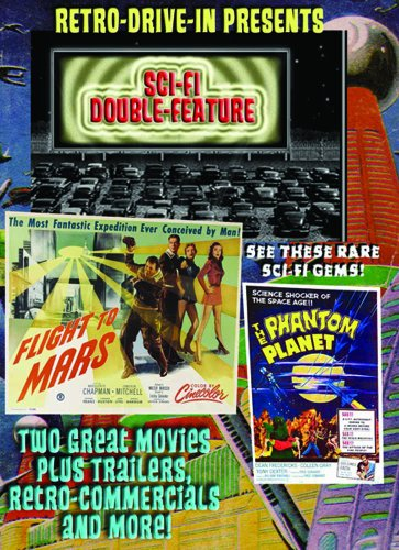 Retro Drive-In Sci-Fi Double Feature