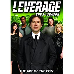 Leverage: Third Season