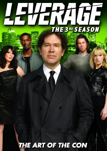 Leverage: Third Season
