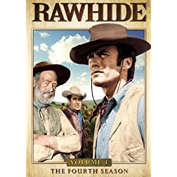 Rawhide: Season Four V.1