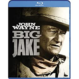 Big Jake [Blu-ray]