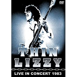 Thin Lizzy - Live In Concert 1983