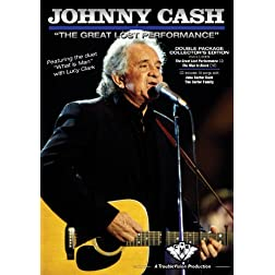 Johnny Cash: The Great Lost Performance (Collector's Edition CD/DVD Combo)