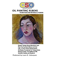 OIL PAINTING RUBENS : Methods and Materials of Peter Paul Rubens