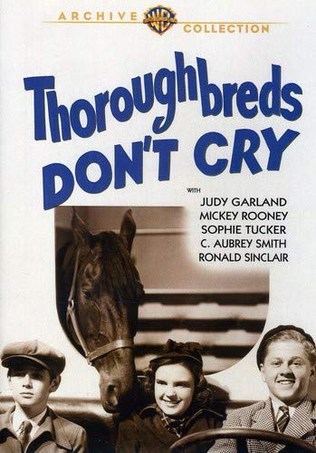 Thoroughbreds Don't Cry