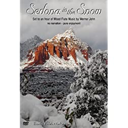 Sedona in the Snow