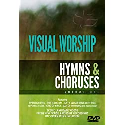 Visual Worship: Hymns & Choruses Vol. 1