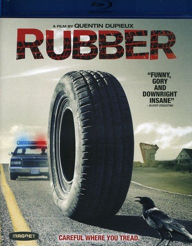 Rubber [Blu-ray]
