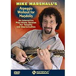 Mike Marshall's Arpeggio Workout for Mandolin