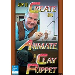 How To Create & Animate A Clay Puppet With Stop Motion Pro