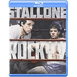 Rocky V [Blu-ray]