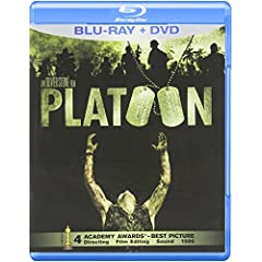 Platoon (Two-Disc Blu-ray/DVD Combo)