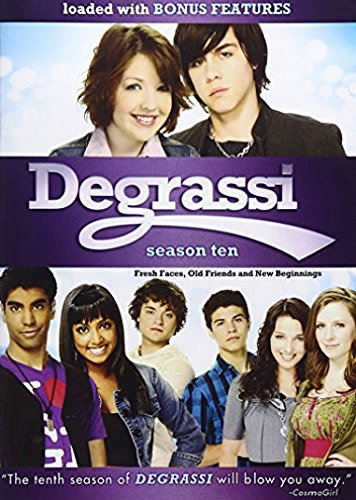 Degrassi: Season 10 Part 1