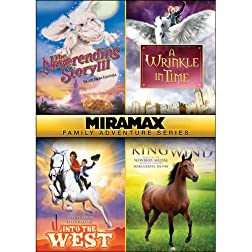 Miramax Family Adventure Series: The Neverending Story 3: Escape from Fantasia / A Wrinkle in Time / Into the West / King of the Wind