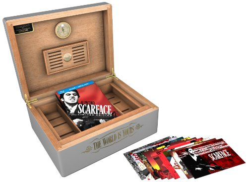 Scarface Limited Edition Humidor [Blu-ray + Digital Copy]