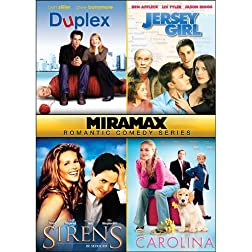 Miramax Romantic Comedy Series V.2: Duplex / Jersey Girl / Sirens / Carolina