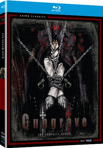 Gungrave: The Complete Series (Classic) [Blu-ray]