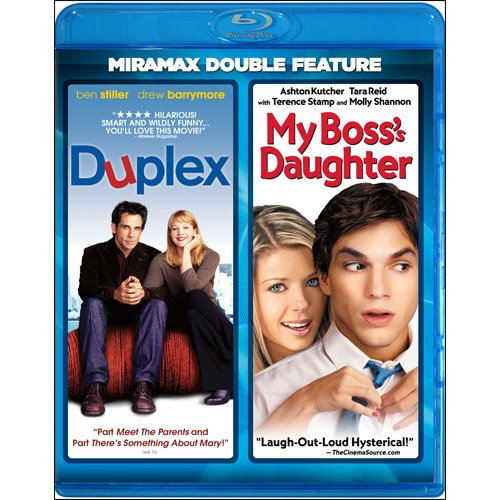Duplex / My Boss's Daughter (Miramax Double Feature) [Blu-ray]