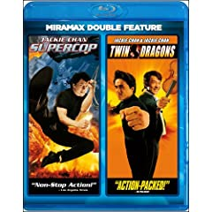 Supercop / Twin Dragons (Miramax Double Feature) [Blu-ray]