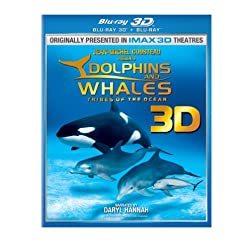 Dolphins and Whales [Blu-ray 3D]