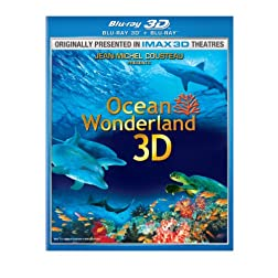IMAX: Ocean Wonderland [Blu-ray 3D]