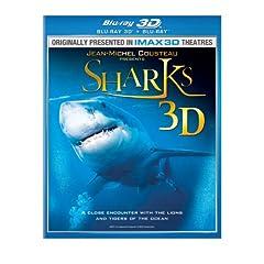 IMAX: Sharks [Blu-ray 3D]