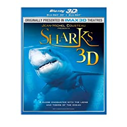 IMAX: Sharks [Blu-ray 3D]
