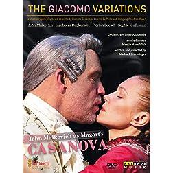 Mozart: Casanova - The Giacomo Variations - with John Malkovich