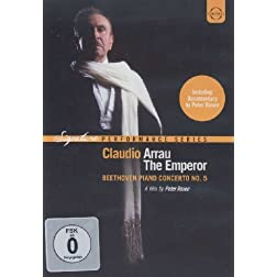 Claudio Arrau: The Emperor - Signature Performance Series