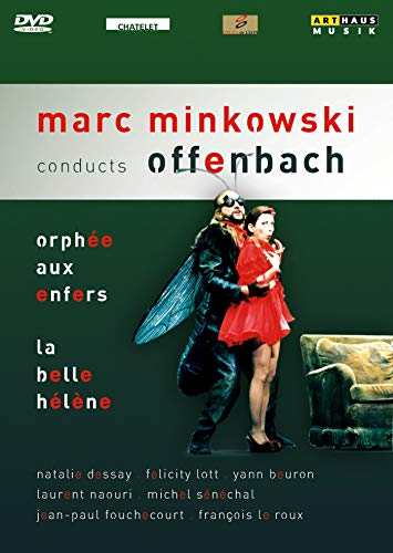 Minkowski Conducts Offenbach: Orphee Aux Enfers