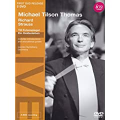 Tilson Thomas Conducts London Symphony Orch