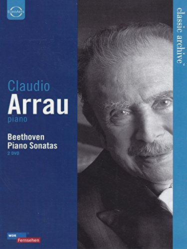 Claudio Arrau: Beethoven Piano Sonatas