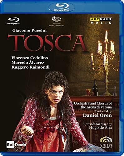 Puccini: Tosca [Blu-ray]