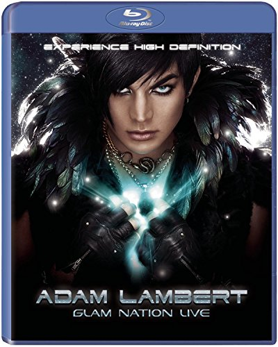Glam Nation Live (BR) [Blu-ray]