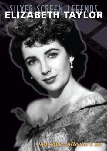 Silver Screen Legends: Elizabeth Taylor (4 Disc Set)