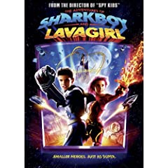 The Adventures of Sharkboy and Lavagirl in 3-D (Also includes 2d version)