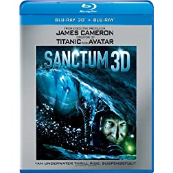 Sanctum (Two-Disc Blu-ray 3D/Blu-ray Combo + Digital Copy)