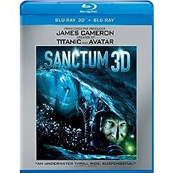 Sanctum (Two-Disc Blu-ray 3D/Blu-ray Combo + Digital Copy)