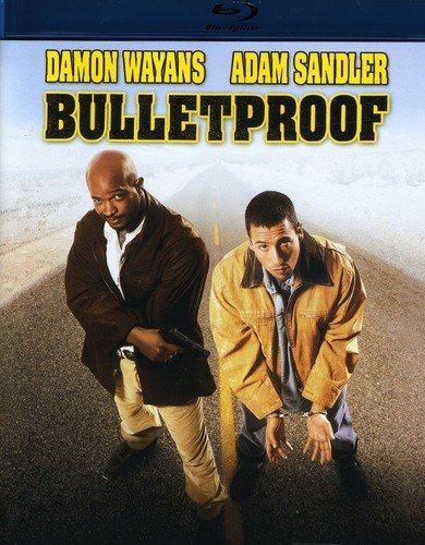 Bulletproof [Blu-ray]