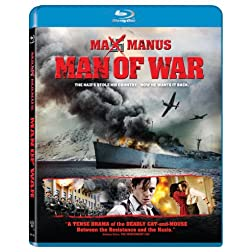 Max Manus: Man of War [Blu-ray]