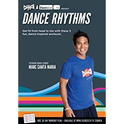 CRUNCH FITNESS: Dance Rhythms