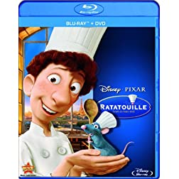 Ratatouille (Two-Disc Blu-ray / DVD Combo)