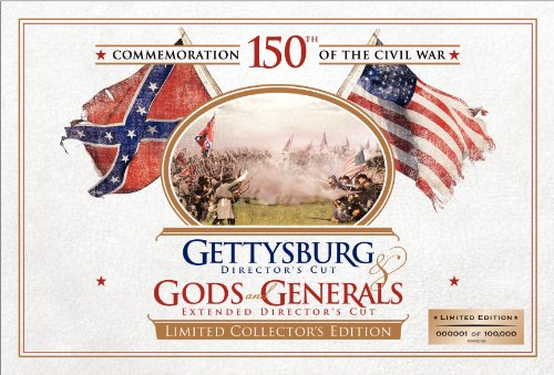 Gettysburg / Gods and Generals (Limited Collector's Edition)