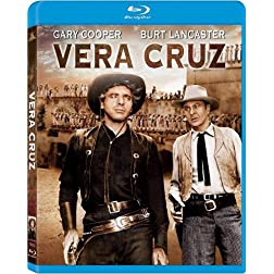 Vera Cruz [Blu-ray]