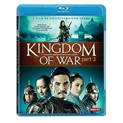 Kingdom of War Part 2 [Blu-ray]