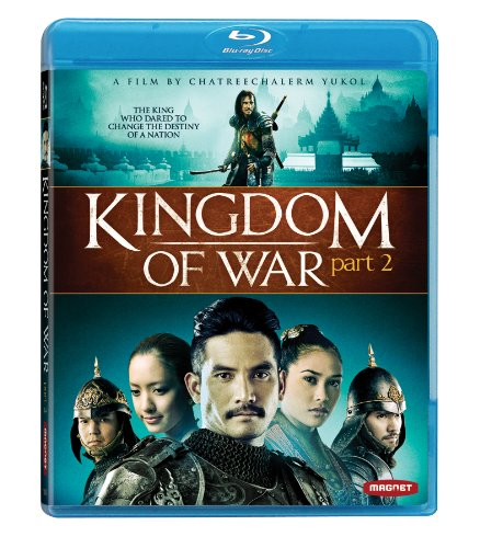 Kingdom of War Part 2 [Blu-ray]